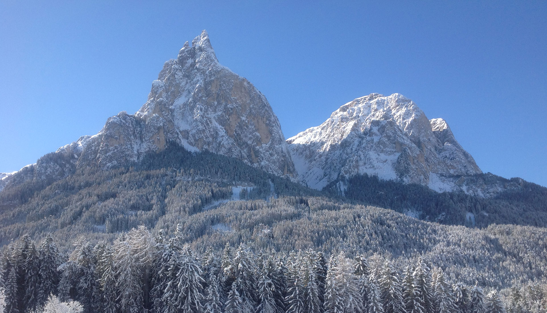 Weekend Bianco alle Dolomiti